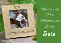 National Pet Memorial Day