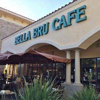 pet friendly bella bru cafe