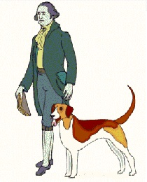 importance of dogs for george washington