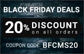 10% Discount on All Orders