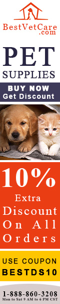 Buy Cheapest Pet Supplies + Extra 10% Discount