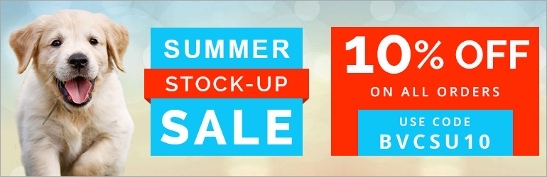 BVC Summer Stock up