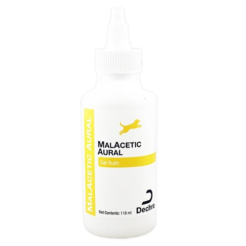 Malacetic Otic Ear  for Dogs & Cats