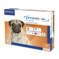 Effipro DUO Spot-On  for Dogs