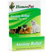 HomeoPet Feline Anxiety Relief FOR Homeopathic Supplies
