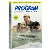 Program Flavor Tablets for Dogs