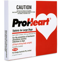 Proheart for Dogs