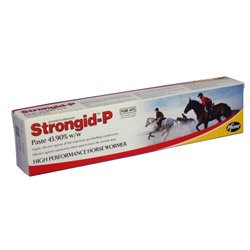 Strongid-P FOR Horses