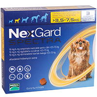 Nexgard_Spectra_Tab_Small_Dog_7.7-16.5_Lbs_Yellow_3_Pack