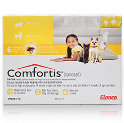 Comfortis For Cats Buy Comfortis Chewable Tablets For