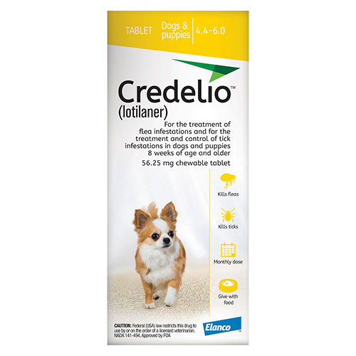 Credelio_For_Dogs_04_To_06_Lbs_56.25_Mg_Yellow_3_Doses