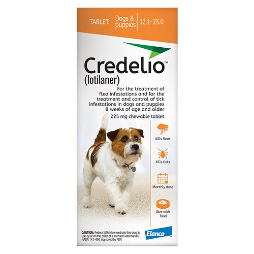 Credelio_For_Dogs_12_To_25_Lbs_225mg_Orange_3_Doses