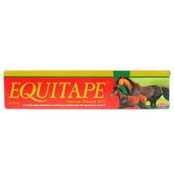 Equitape Wormer Paste 6.67 Gm 1 Syringe