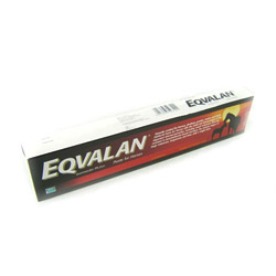 Eqvalan Oral Paste Horse Wormer 6.42gm 1 Syringe
