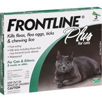 INOpets.com Anything for Pets Parents & Their Pets Frontline Plus Cats 6 Doses