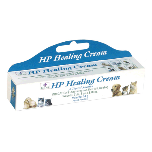 HP Healing Cream for Dogs and Cats