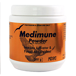 Medimune Powder for Birds