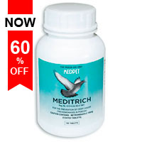 Meditrich 100 Tablets on Clearance Sale