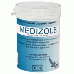 Medizole 100 Gm 1 Pack
