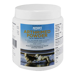 Arthrimed Powder  for Dogs & Cats