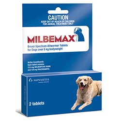 Milbemax Large Dog 5-25 Kgs