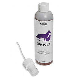 Orovet Oral Rinse Dogs & Cats