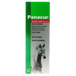 Panacur Equine Guard for Horses 225ml