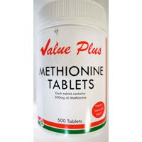 Cheap Offer Value Plus Methionine 500mg 500 Tablet Before Special Offer Ends