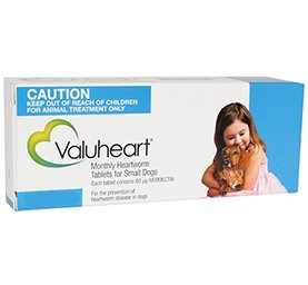 Valuheart For Small Dogs Less than 22 lbs Blue