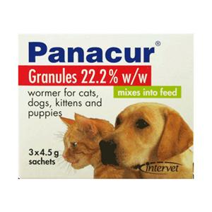 Panacur Worming Granules