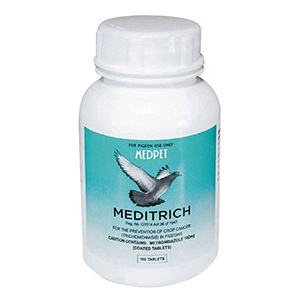 Meditrich for Bird Supplies