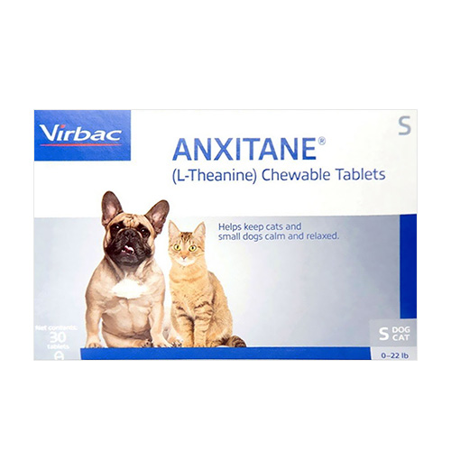 Anxitane Chewable Tablets for Dogs