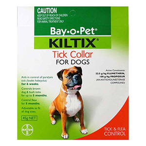 Bay-O-Pet Kiltix Collar for Dogs
