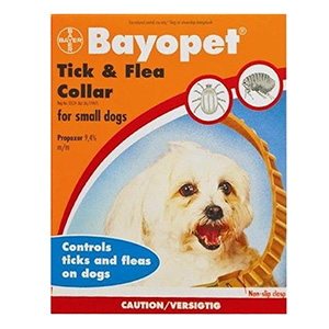Best Vet Care coupon: Bayopet Tick And Flea Collar For Small Dogs And Puppies 1 Piece