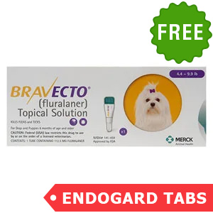 Bravecto Topical for Dogs
