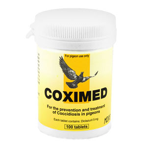 bestvetcare.com - Coximed 100 Tablets 1 Pack 23.79 USD