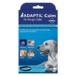 Adaptil Collar For Medium/Large Dogs 62.5 Cms 1 Piece