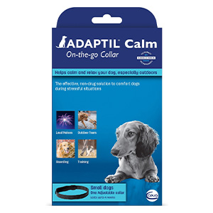 Adaptil Collar For Puppy/Small Dogs 37.5 Cms 1 Piece