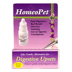 Homeopet Digestive Upsets For Dogs/Cats 15 Ml
