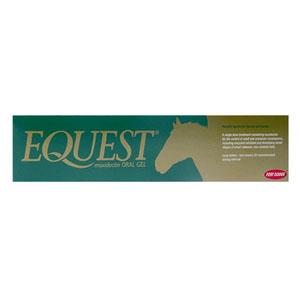 bestvetcare.com - Equest Gel Horse Wormer 12.2gm 1 Syringe 31.62 USD