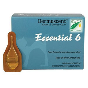 Essential 6 For Cats 4 Pipette