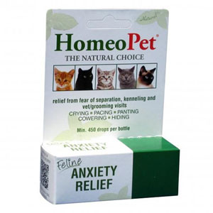 bestvetcare.com - Homeopet Feline Anxiety Relief For Cats 15 Ml 19.43 USD