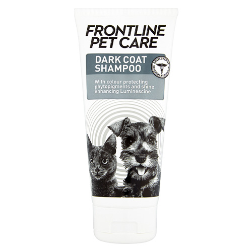 Frontline Pet Care Dark Coat Shampoo for Dogs