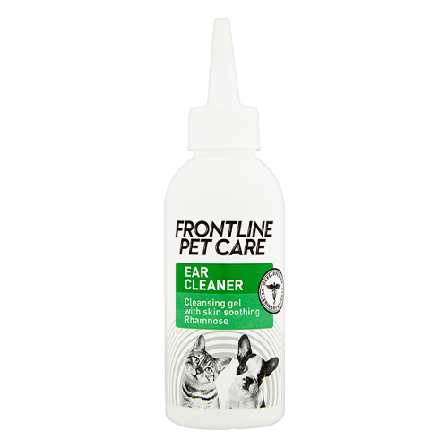 Frontline Pet Care Ear Cleaner for Dogs & Cats