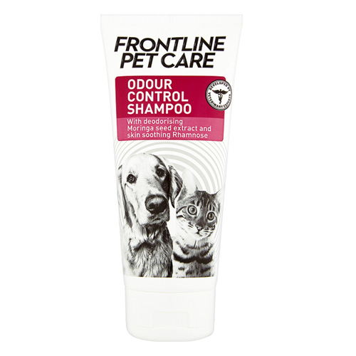 Frontline Petcare Odour Control Shampoo for Dogs & Cats