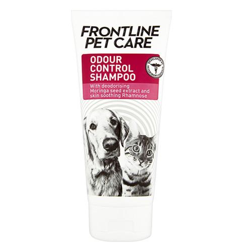 Frontline Petcare Odour Control Shampoo for Dogs & Cats