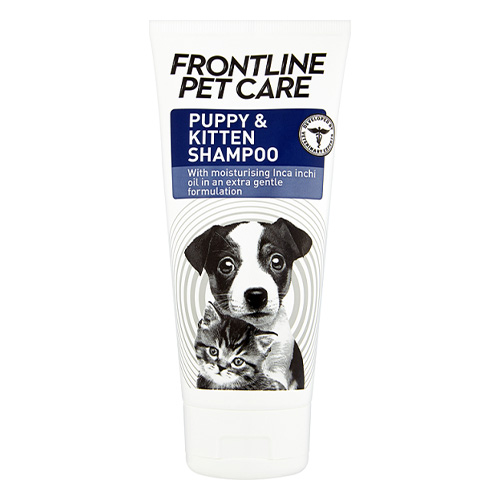 Frontline Pet Care Puppy/Kitten Shampoo for Dogs & Cats