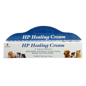 HP Healing Cream for Homeopathic Supplies