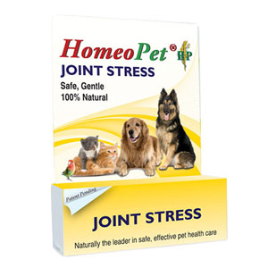 Joint Stress for Dogs & Cats for Homeopathic Supplies