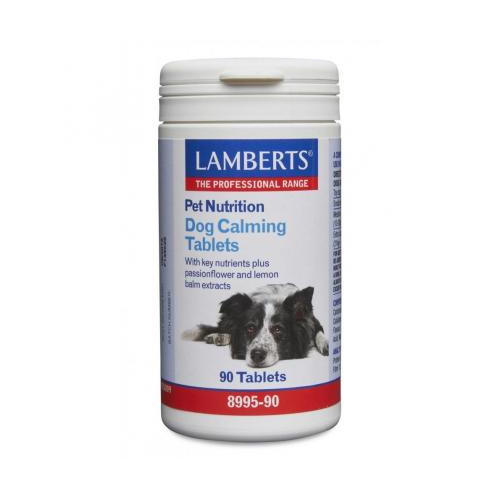Lamberts Calming Tablets for Dogs for Supplements
